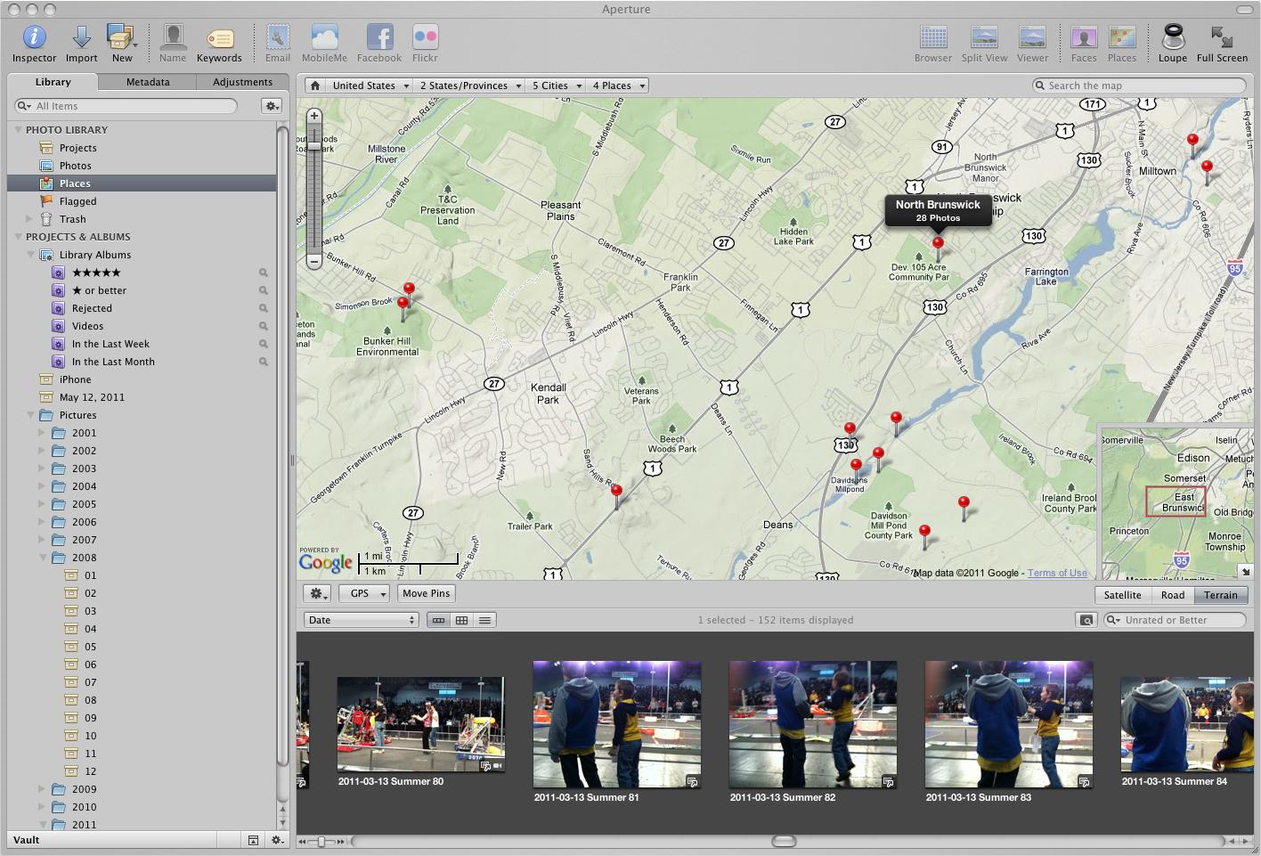 Geotagging Photos using GPX files – meggermann